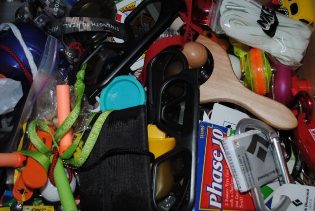 My wonderful junk drawer!