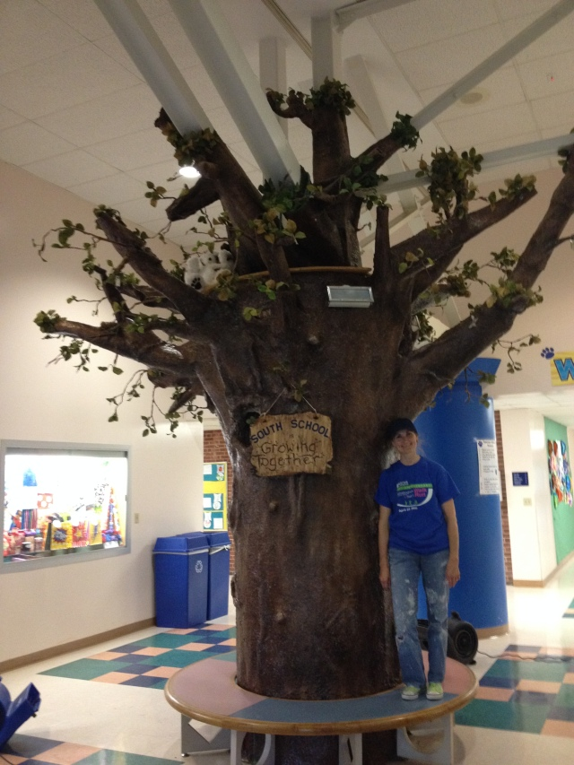 Gilbert, The School Tree